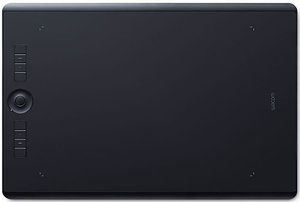 Графический планшет Wacom Intuos Pro Large PTH-860-R (Black)