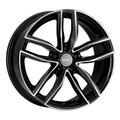 Колесные диски MAK Sarthe Black Mirror 8x19 5x112 ET42 D66.45 Black Mirror (F8090RHBM42WS2X) - фото 1