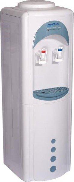 Кулеры для воды и питьевые фонтанчики Aqua Work AW 16-L/HL White