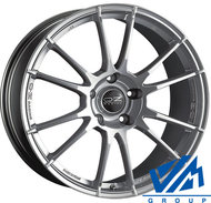 Диски OZ Racing Ultraleggera 7x17 4/108 ET16 d75 Graphite - фото 1