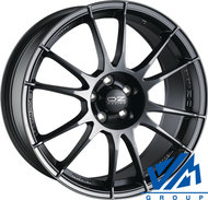 Диски OZ Racing Ultraleggera 8x18 5/112 ET35 d75 Black - фото 1