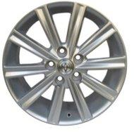 Колесные диски Replay TY99 S 7x17 5x114,3 ET45 d60,1 - фото 1