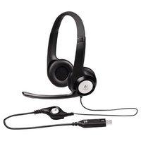 Гарнитура LOGITECH Headset H390 USB (981-000406)