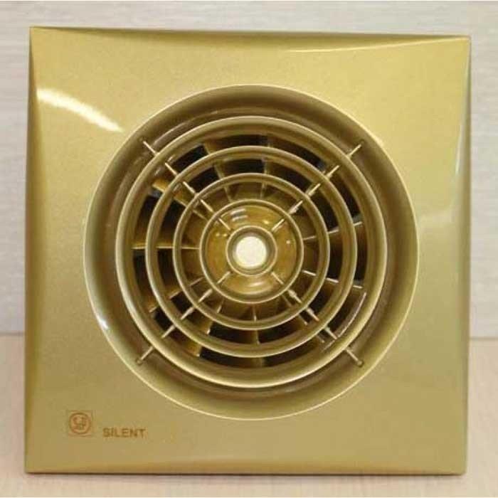 Накладной вентилятор Soler & Palau SILENT-100 CZ CHAMPAGNE