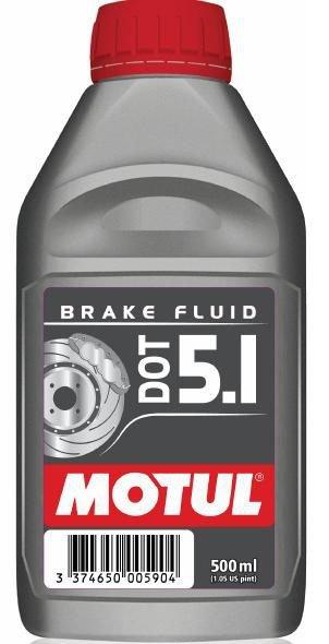 Тормозная жидкость MOTUL DOT 5.1 BF, 0.5 л (100950)