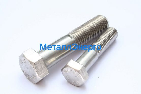 Завод «мэсз» Спецболт В-40 3.407.1-163.1 из металла для металлоконструкций