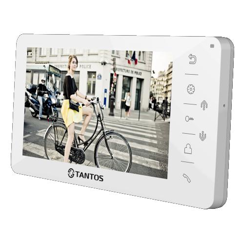 Видеодомофон Tantos Amelie XL белый