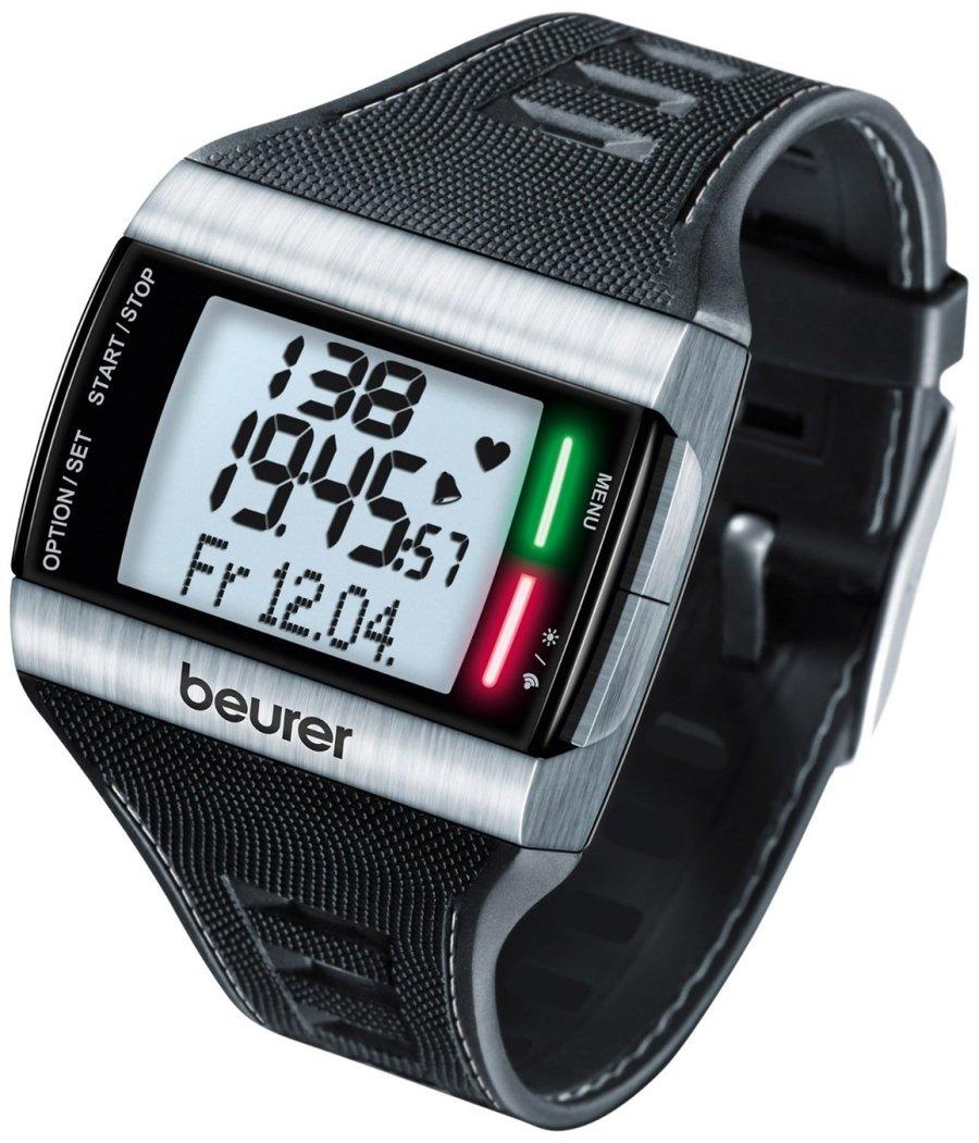Пульсотахометр-часы для бега Beurer (Бойер) PM62, спортивный
