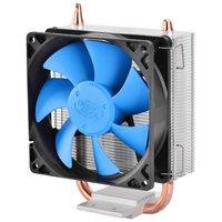 Кулер для процессора Deepcool ICE BLADE 100 Soc-FM2+/AM2+/AM3+/1150/1151/1155/ 3-pin 32dB Al+Cu 309gr Ret