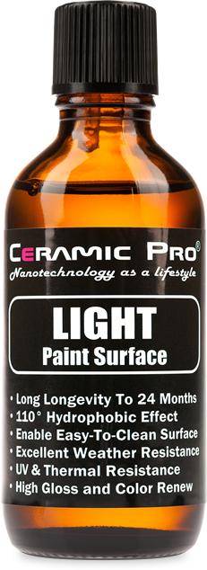 Ceramic Pro Light - профессиональное защитное нанокерамическое покрытие