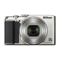 Цифровой компактный Фотоаппарат Nikon COOLPIX A900 серебристый
