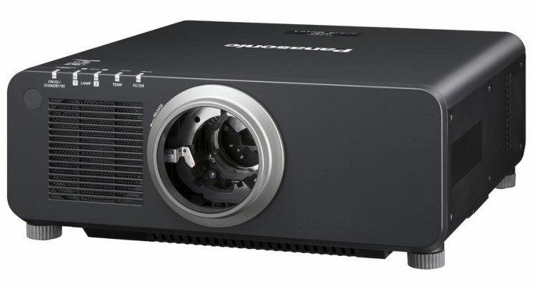 Проектор Panasonic PT-DW830ELK