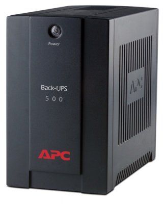 BX500CI ИБП APC Back-UPS 500VA,AVR, IEC outlets