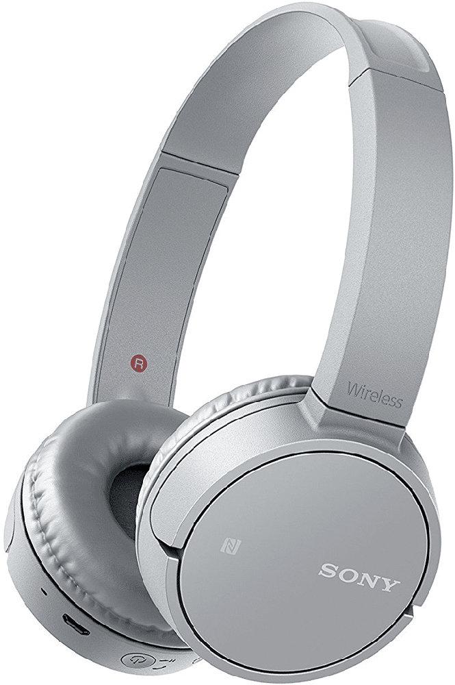Беспроводные наушники с микрофоном Sony WH-CH500H Grey
