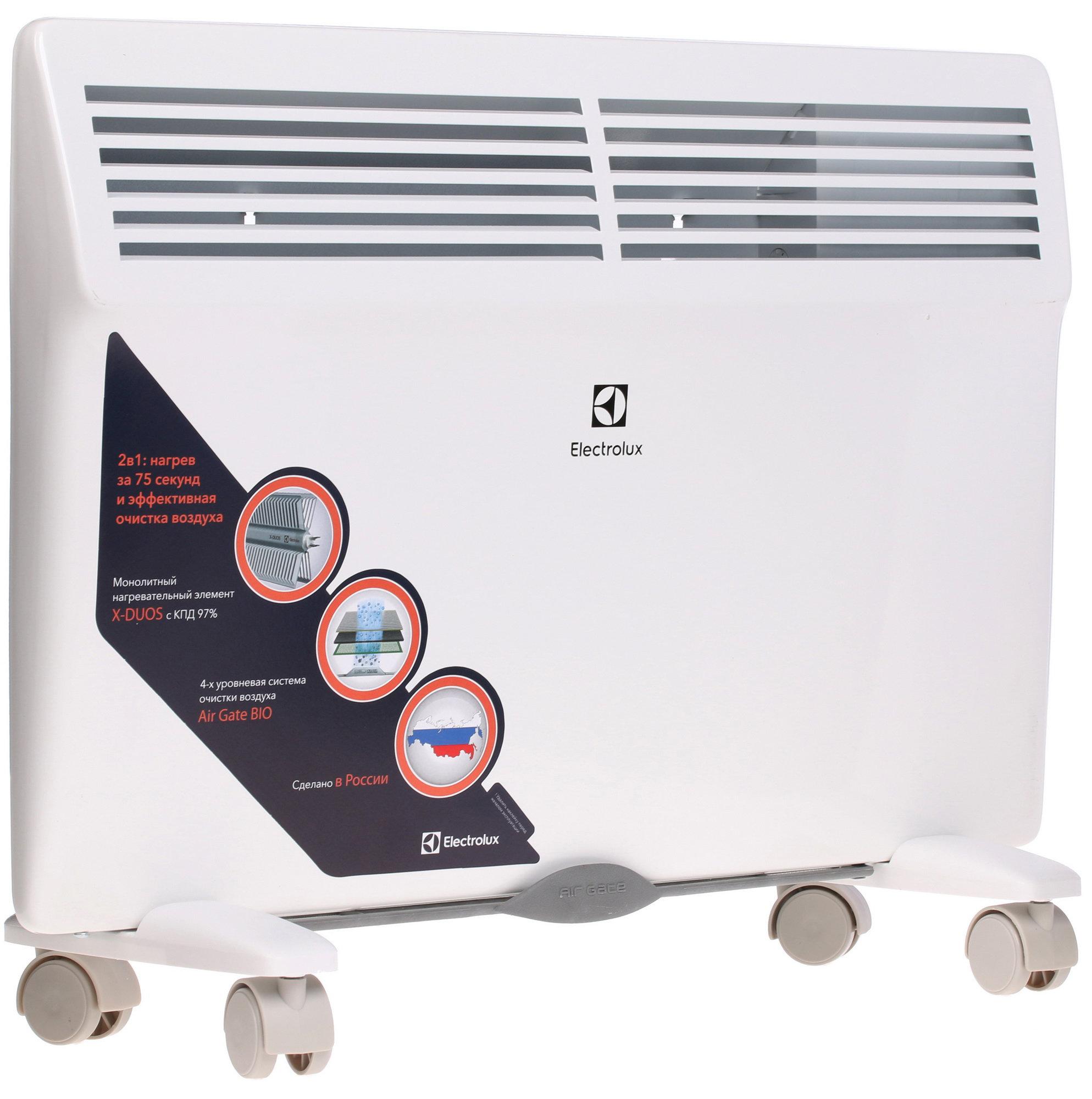 Конвектор Electrolux ECH/AG-1500 EFR