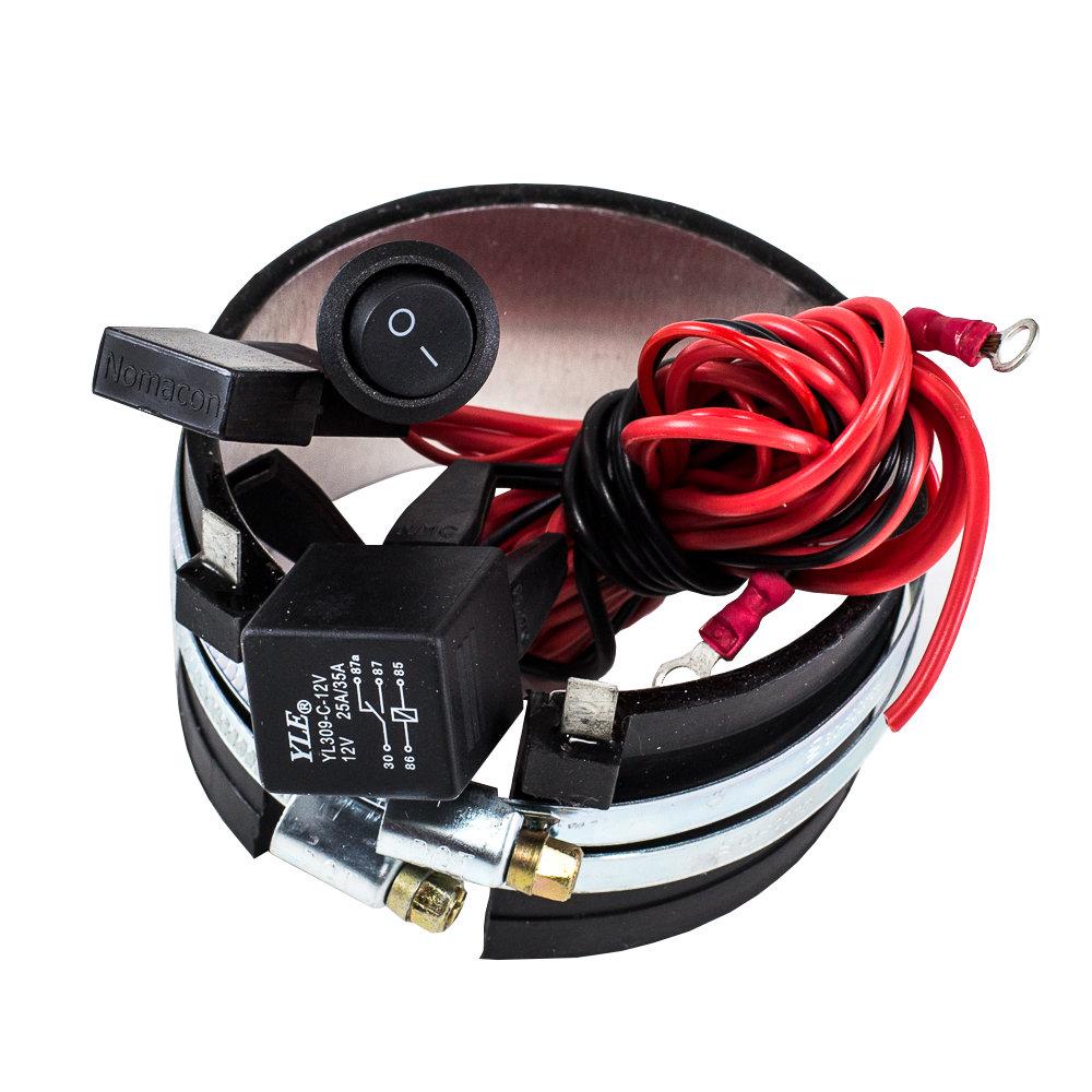 Предпусковой нагреватель с кнопкой Номакон ПБ-103