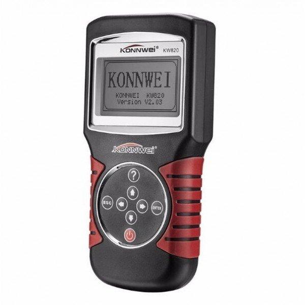 Универсальный автосканер KONNEWEI KW 820