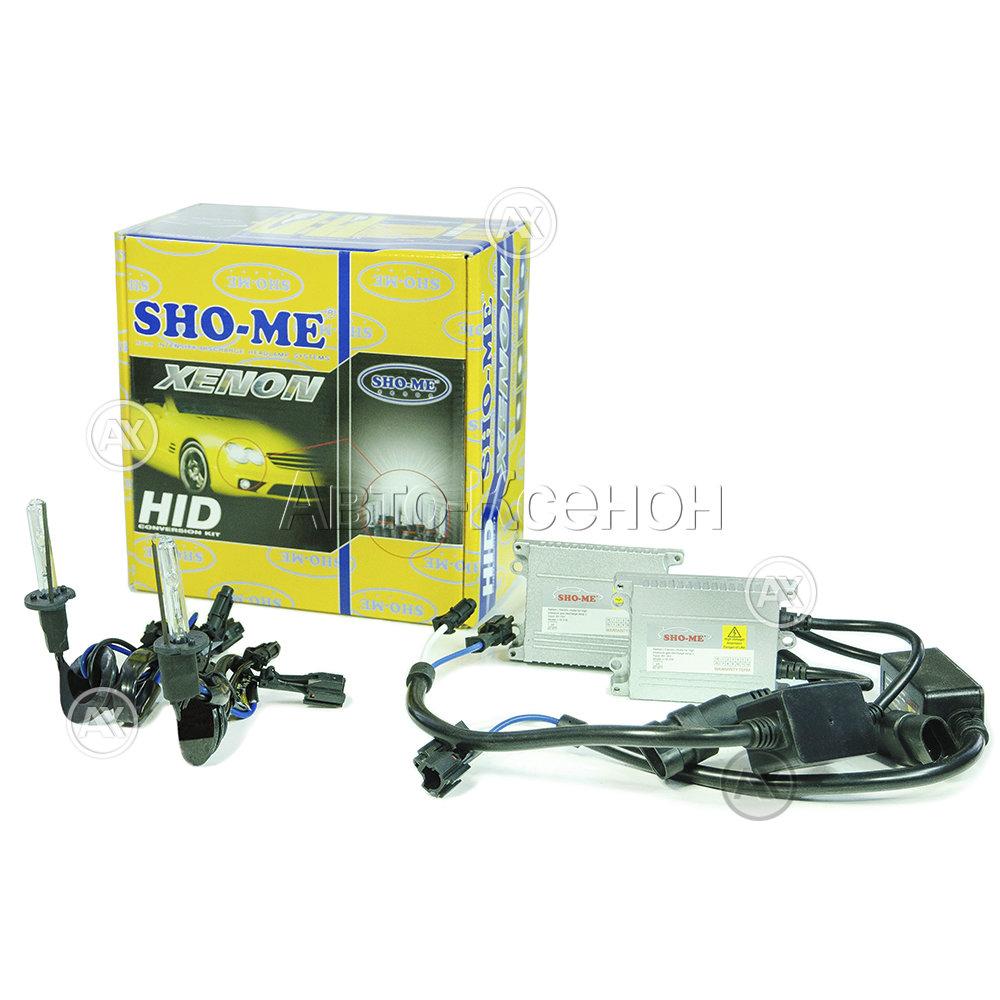 Ксенон Sho-Me Super Slim (9-16) H1 (3800K)