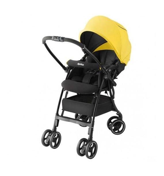Прогулочная коляска Aprica Luxuna air (желтый)