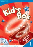 "Caroline Nixon ""Kid's Box 1"""