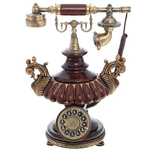 Изделие декоративное Телефон, L27 W20 H38 см KSM-659055