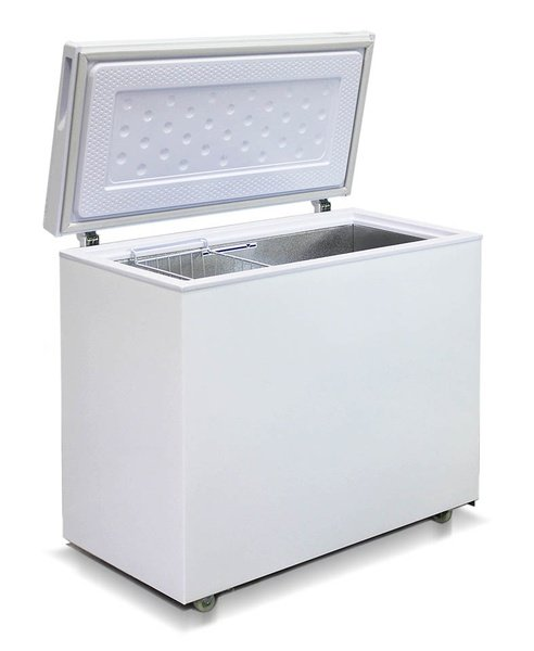 Бирюса 240vk морозильный ларь