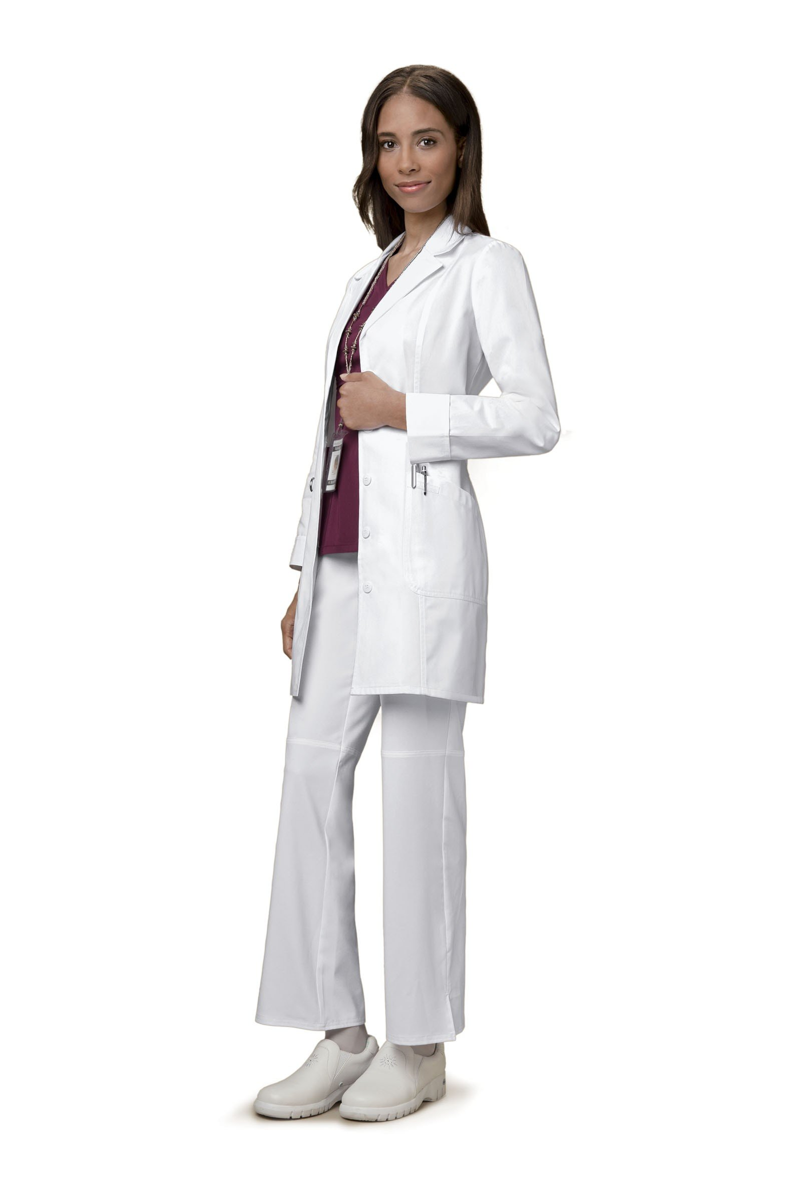 Медицинский халат женский CHEROKEE 2410 [цвет: Белый; размер: M]
