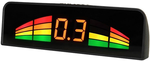 Парктроник AAALINE LED-14 WT