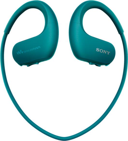 Плеер Sony NW-WS413 (синий)
