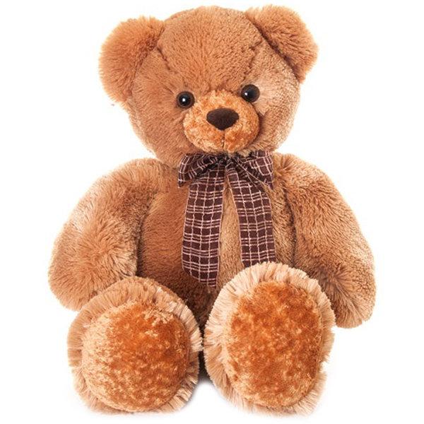 Мягкая игрушка Aurora 30-149 Аврора Медведь с бантом 69 см