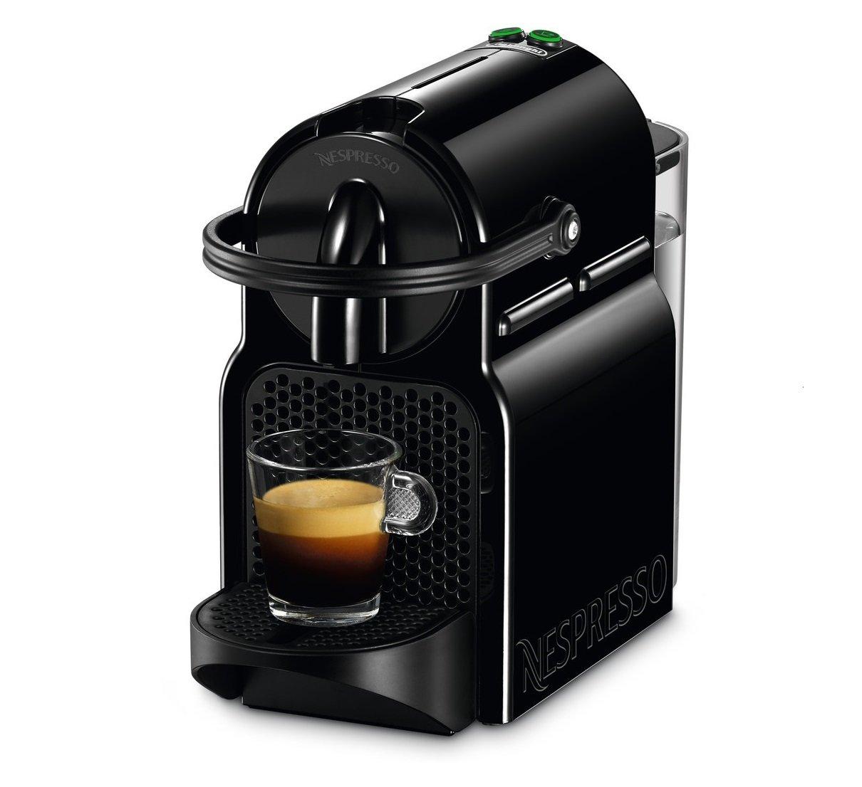 Капсульная кофемашина Nespresso De'Longhi Inissia EN 80.B