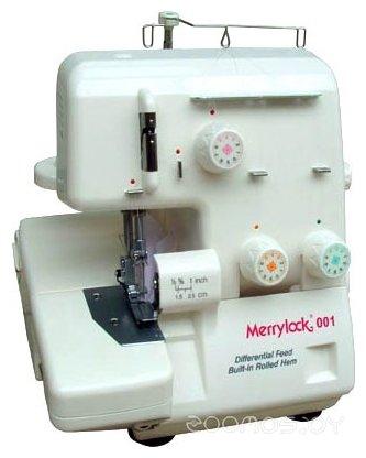 Оверлок Merrylock 001