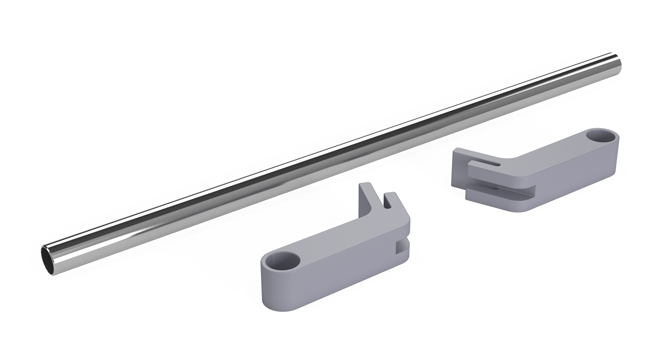 Полотенцедержатель Royal Thermo для секционных радиаторов RT415-02 серый