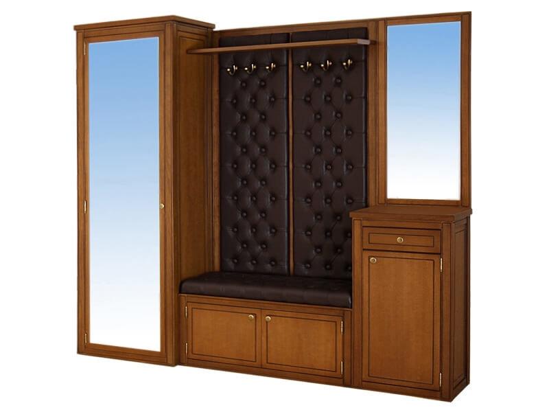 Набор мебели в прихожую «Классика-3»