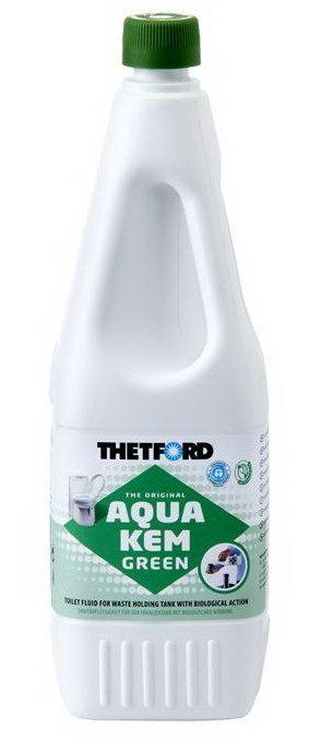 Жидкость для биотуалета Aqua Kem Green