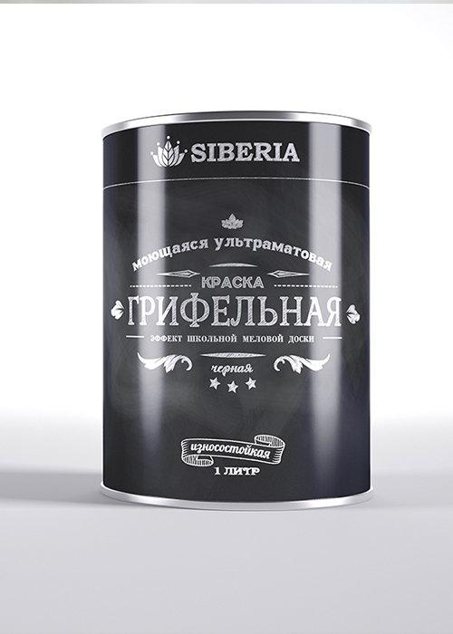 Siberia Грифельная краска (эффект школьной доски)