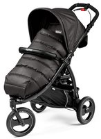 Прогулочная коляска Peg-Perego Book Cross Completo Bloom Black