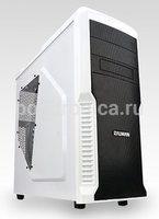 Корпус ATX Zalman Z3 PLUS белый (Z3 PLUS White)
