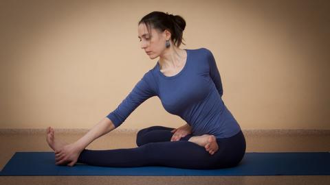 Йога для позвоночника: Часть 2