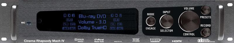 AV-процессор ADA Cinema Rhapsody Mach IV 7.1