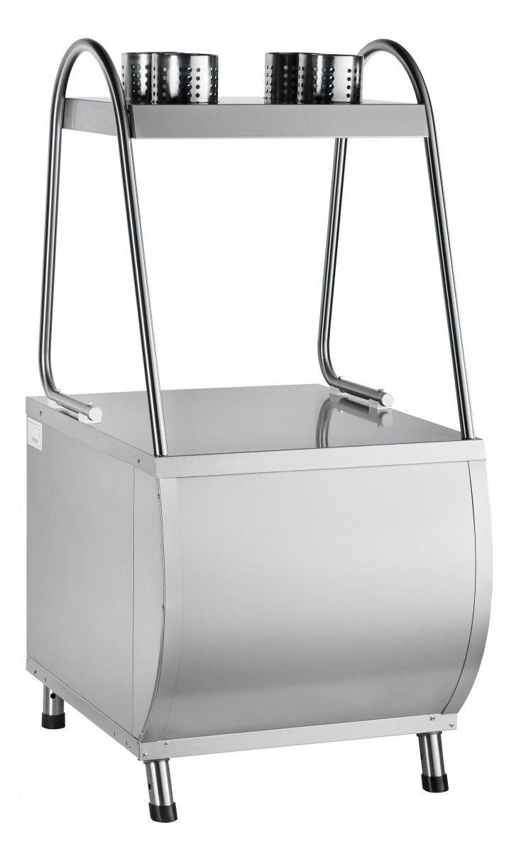 Прилавок для столовых приборов ПСП-70М