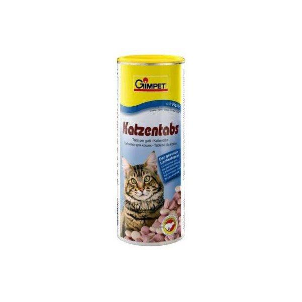 Витамины для кошек GimPet (Джимпет) с рыбой 710шт 409146