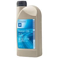 Синтетическое моторное масло GM Dexos2 5W30 1л GM-5W30-1L