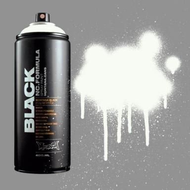 Краски для граффити L&G Vertriebs Краска для граффити MONTANA №9105 белый, аэрозоль 400мл