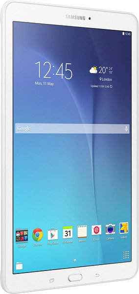 Планшет Samsung SM-T561N Galaxy Tab E 9.6 Wi-Fi White SM-T561NZWASER (Spreadtrum SC9830 1.3 GHz/1536Mb/8Gb/3G/Wi-Fi/Bluetooth/GPS/Cam/9.6/1280x800/Android)