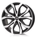 Диски Alutec W10 8,0x18 5x112 D66.5 ET31 цвет Racing Black Front Polished - фото 1