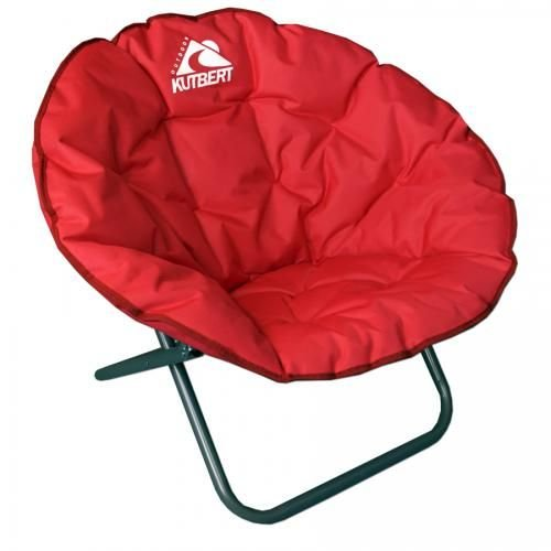 Кресло-шезлонг KUTBERT раскл., круглое, повышен. комфортн., d80см., однотон., HKC-1013-Polyester (4)