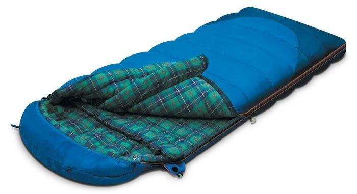 Спальный мешок Alexika Tundra Plus (правый)