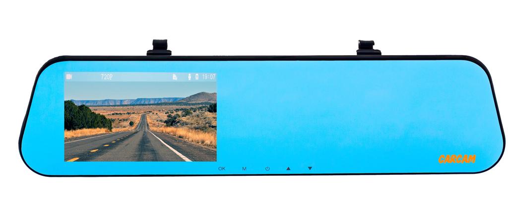 Автомобильный видеорегистратор-зеркало CARCAM Z4