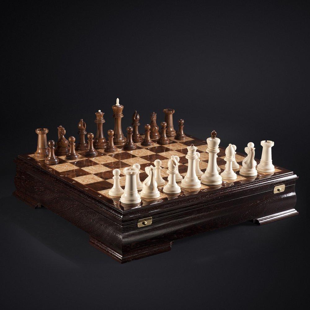 Шахматы Стаунтон Империя